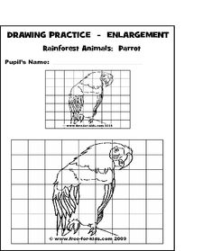 Pen and Ink Drawing - Stippling Worksheet