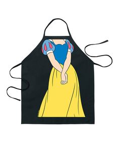 Look at this Disney Snow White Apron - Adult on #zulily today!