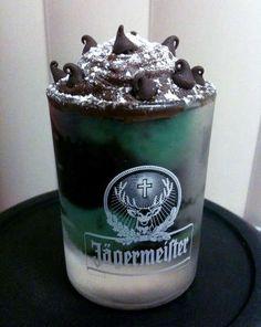 Shot Glass Cupcakes