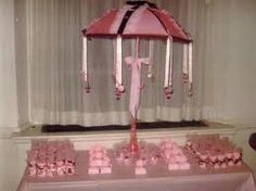 Baby Shower Themes With Umbrellas ~ Baby girl buttermint creams party favor candies 20 pieces candy