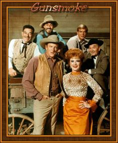 Gunsmoke! First episode: September 10, 1955 Final episode: March 31, 1975 Theme song: Old Trails Network: CBS