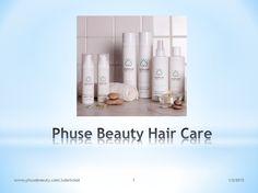 Phuse Beauty introduces their brand new hair care line.