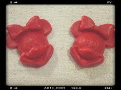 Minnie 2 Sabonete Avulso