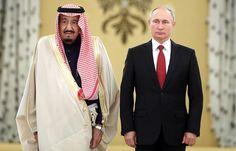 """Путин оценил свою беседу с королем Саудовской Аравии как """"предметную и доверительную""""   Политика   5 октября, 14:41 дата обновления: 5 октября, 14:51 UTC+3   Подробнее на ТАСС:   http://tass.ru/politika/4620305"""