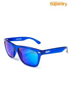 Blue Superdry Sunglasses