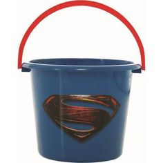 Superman Man of Steel Treat Pail