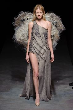 Gown by Yiqing Yin Spring 2014 Couture