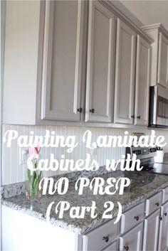 14 best painting laminate kitchen cabinets images deco cuisine rh pinterest com