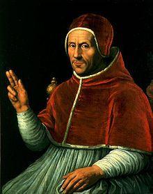 Retrato del papa Adriano VI de Jan van Scorel (c. 1522),