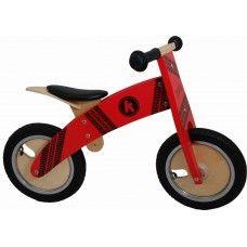Kick Bikes: KURVE RED TYRE