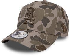 LA Dodgers New Era Camo A-Frame Baseball Cap 1db4aca5dc6