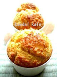 「カステラ fuu マフィン」piko | お菓子・パンのレシピや作り方【corecle*コレクル】