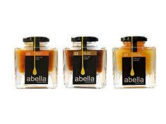 Packaging Creativo para Miel: Abella    Diseñado por: Bonnie Miguel, España