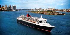 1099 € -- Transatlantik mit Queen Mary 2 & NY-Flug, -500 €
