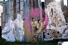 Swoon. Street Art.
