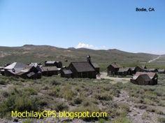 Mochila y GPS: El oeste de Estados Unidos 3: De Death Valley al Pacífico