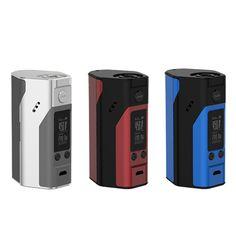 Wismec Reuleaux RX200S - http://www.e-smokers.gr/shop/mods/wismec-reuleaux-rx200s/