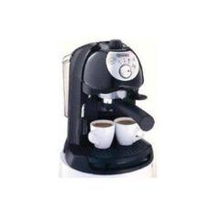 De'Longhi BAR32 Retro 15 BAR Pump Espresso and Cappuccino Maker (Kitchen) http://www.amazon.com/dp/B0002A3S66/?tag=pindemons-20 B0002A3S66