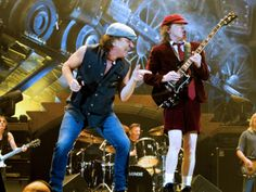 AC/DC not retiring, singer Brian Johnson says, although one band member is suffering a 'debilitating illness' - NATIONAL POST #AC/DC, #Entertainment