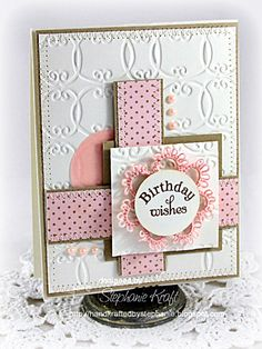 Birthday Wishes by booga3 - Cards and Paper Crafts at Splitcoaststampers