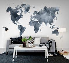 Wall mural R13432 Dusky World
