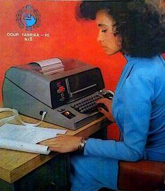 vintage tech 80s