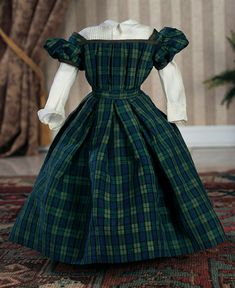 Silhouettes: 80 French Dress by Adelaide Huret