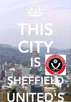 Sheffield United Fc, Sheffield Steel, Bramall Lane, Best Football Team, Funny Minion, Amazing Places, Yorkshire, Britain, The Good Place