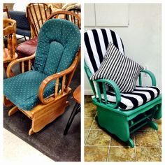 DIY chair make over!