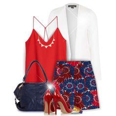 Pretty Pleated Skirt