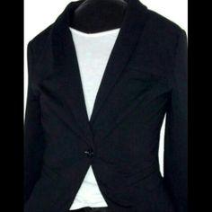 Black Mossimo Blazer Rarely Worn Mossimo Jackets & Coats Blazers