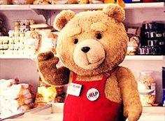 Ted gif
