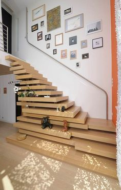 escalier-design-bois-petit-espace.jpg (760×1197)