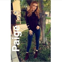 Who is your favourite character from ? Let me know who's yours. Famous In Love, Bella Thorne, Let It Be, Sweaters, Character, Instagram, Dresses, Women, Fan