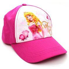 Disney Princess Girls Baseball Cap Hat (Cinderella Blue) 4e8604997c7