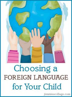 Choosing a Foreign Language for Your Child
