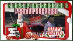 GTA V Online Festive Surprise DLC 12 Days of Christmas Day 6 @RockstarGames @GTASeries   http://onlinetoughguys.com/gta-v-online-festive-surprise-dlc-12-days-christmas-day-6/