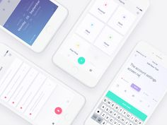 Hey guys,  Here are some screens of To-Do app. You can check in the attachment  for more screens.  I hope you like it and have a nice day.   Instagram, Twitter, Behance.
