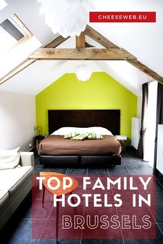 Wondering where to stay in Brussels with kids? Whether you're visiting Belgium for the first time or you need to recommend a hotel to visiting family, we tell you exactly where to stay in Brussels, Belgium in a variety of great family-friendly hotels.  Best hotels in Brussels | family friendly hotel | kid friendly hotel | Brussels with kids