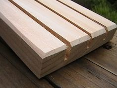 Cedar Natural Wood Spa Soap Deck by PineBranchDesigns, $6.00