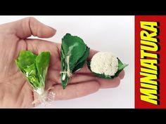 Como Fazer Mini Verduras para Barbie e Outras Bonecas - YouTube