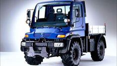In the compact trucks / / with a GVW tons have been presented. It could make hundreds types of work by a huge number of installed equipment. The same truck with different types of equipment can trim sides of roads, remove Mini Trucks, Dump Trucks, Cool Trucks, Pickup Trucks, Mercedes Benz Unimog, Mercedes Benz Trucks, Rv Truck, Automobile, High Road