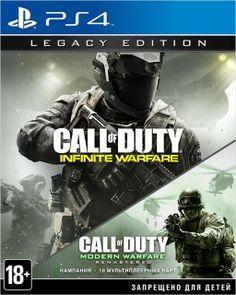 Call of Duty возвращается к своим истокам, чтобы с беспрецедентным размахом рассказать классическую историю о грандиозном сражении двух армий. В Call of Duty: Infinite Warfare вас ждет реалистичная военная драма в фантастических декорациях – в будущем, где конфликт между людьми вышел далеко за пределы планеты.