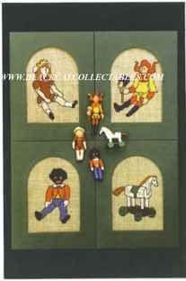 Hantel Miniatures postcard 22
