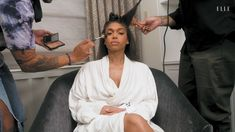 Watch Lori Harvey Get Ready For the Coach Spring '22 Show