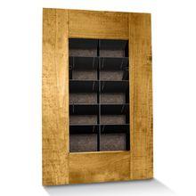 Grovert Wall Planter - Light Oak Frame Kit