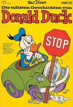 Die Tollsten Geschichten von Donald Duck 25 New Ducktales, King Koopa, Looney Tunes Bugs Bunny, Donald Duck, Daffy Duck, Magazines For Kids, Retro Video Games, Walt Disney Company, Vintage Comics