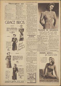 Issue: 27 Mar 1943 - The Australian Women's Wee...