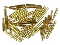 Mit Goldkontakten lassen sich kraftschlüssige und besonders widerstandsarme elektrische Verbindungen herstellen