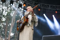 The singer-songwriter Laura Marling explores the intersection of gender and creativity in her innovative series Reversal of the Muse.